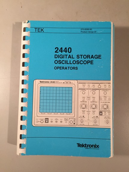 antique radio forums  u2022 view topic fs tek  quot 2440 operators quot  manual and  quot guide to 2400 series quot tektronix 2440 manual pdf tektronix 2440 service manual
